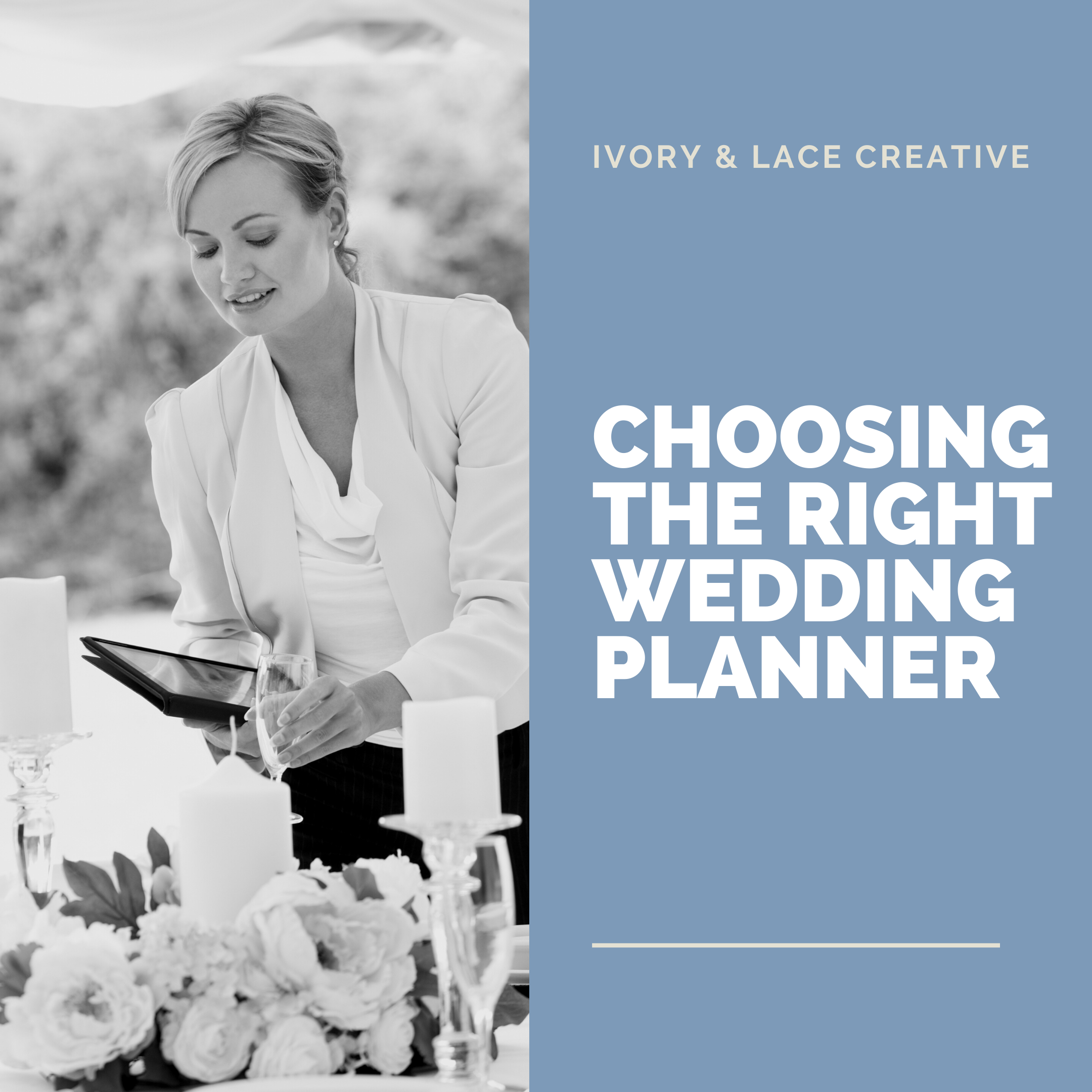 choosing the right wedding planner