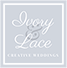 Ivory & Lace Creative Weddings Logo