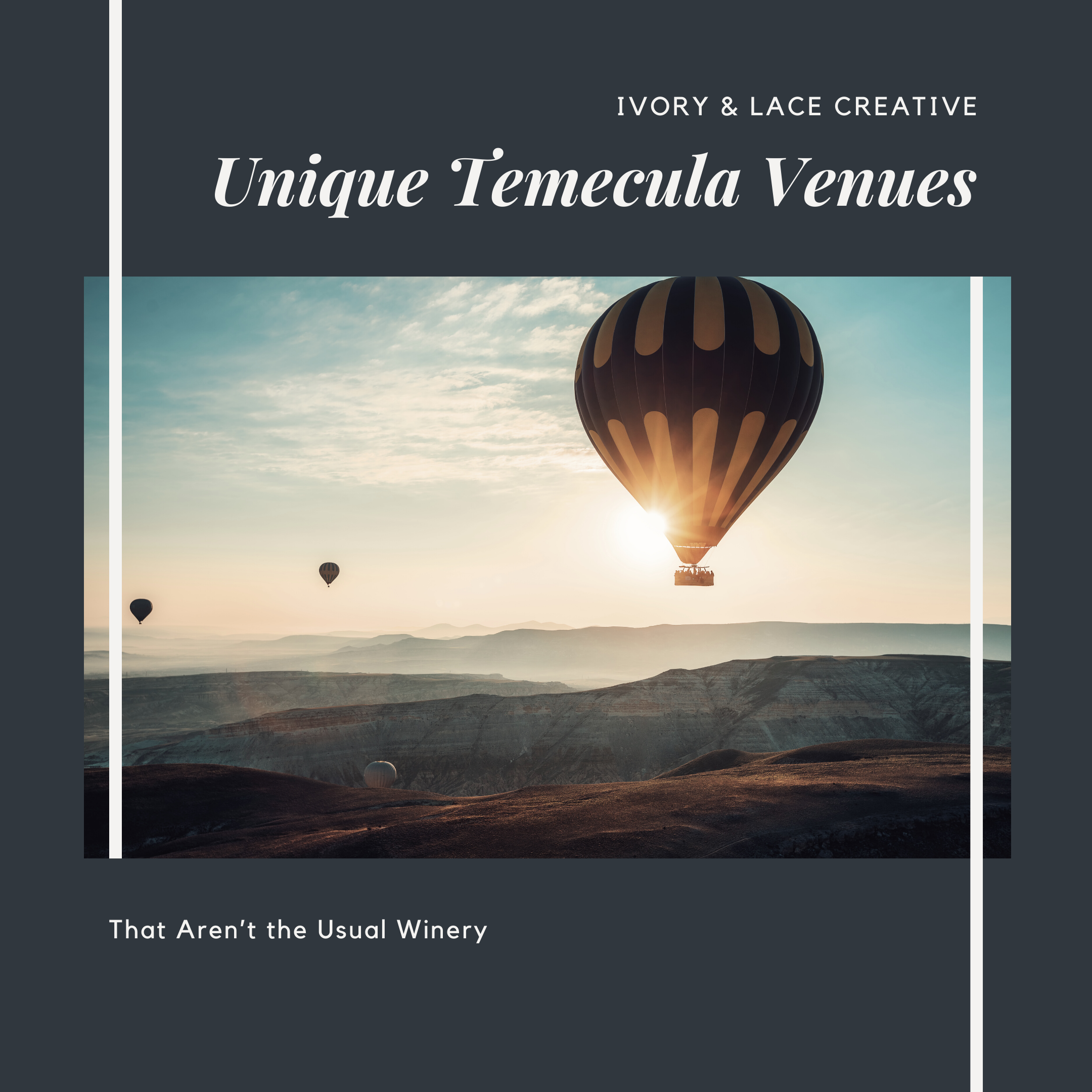 unique temecula wedding venues that are wineries