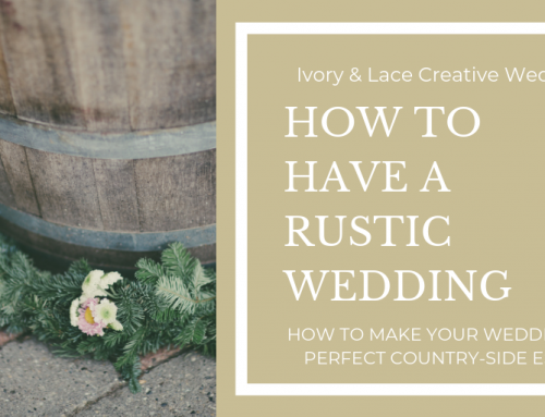5 Insider Tips for Planning a Rustic Wedding You'll Love