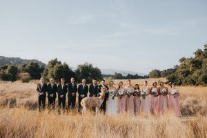 forever and always farm rustic wedding