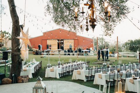 one of the great temecula wedding venues, the retro ranch