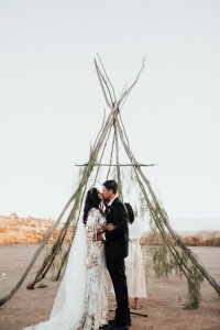 wolf honey farm is one of our favorite temecula wedding venues