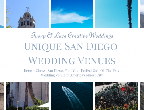 6 Unique San Diego Wedding Venues We Love That You Need to See