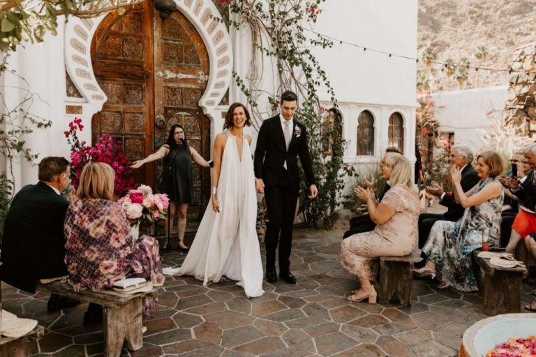 Palm Springs Wedding Venue